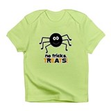 No Tricks Spider Infant T-Shirt