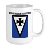 3rd BCT, 1st Infantry Division with Text Mug