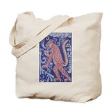 Jaguar Consuming Tote Bag