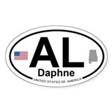 Daphne Decal