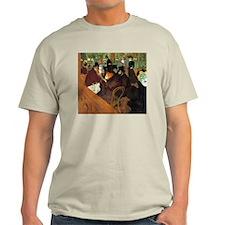 Toulouse-Lautrec At the Moulin Rouge T-Shirt