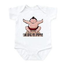 I'm Big In Japan Infant Creeper