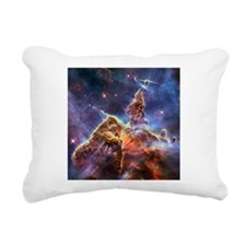 Carina Nebula (High Res) Rectangular Canvas Pillow