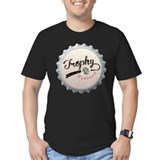 Trophy Husband Bottle Cap T