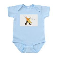 Bolero Infant Bodysuit