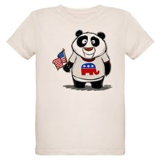 Panda Politics Republican T-Shirt