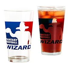 Fantasy Football Drinking Glass