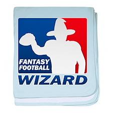 Fantasy Football baby blanket
