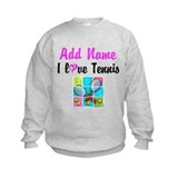 I LOVE TENNIS Sweatshirt