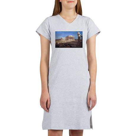 Frederic Edwin Church The Parthenon Women's Nights