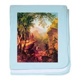Asher Brown Durand Kindred Spirits baby blanket