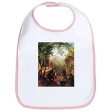Asher Brown Durand Kindred Spirits Bib