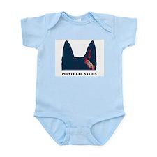 Pointy Ear Nation Infant Bodysuit