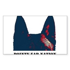 Pointy Ear Nation Decal