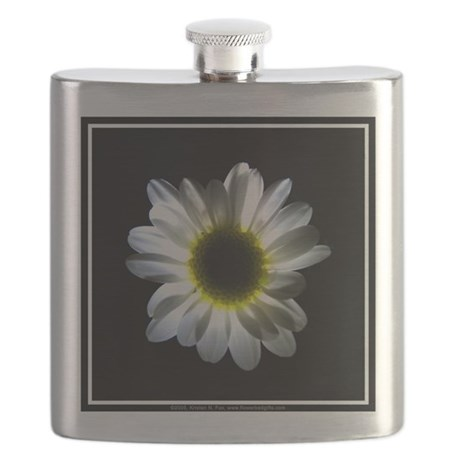 Illuminated Daisy Flask