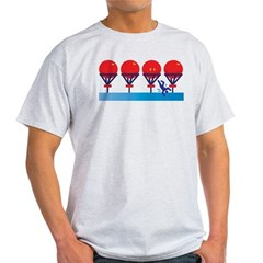 Wipe Out Big Balls Light T-Shirt