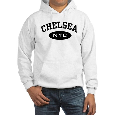 Chelsea NYC Hooded Sweatshirt