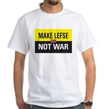 Make Lefse Ash Grey T-Shirt Shirt