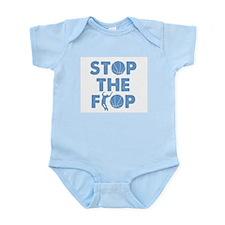 Stop the Flop Infant Bodysuit