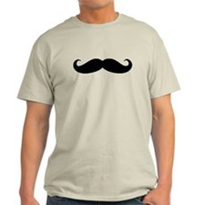 Movember Moustache T-Shirt