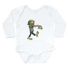 Reason #99 Long Sleeve Infant Bodysuit