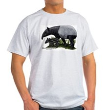 Malayan Tapir and Young T-Shirt