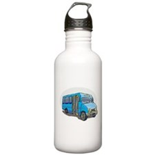Bus Water Bottle