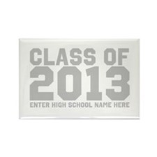2013 Graduation Rectangle Magnet (100 pack)