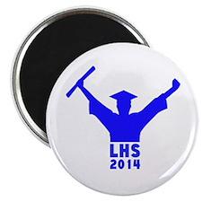 2014 Graduation Magnet