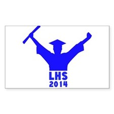 2014 Graduation Decal