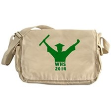 2014 Graduation Messenger Bag
