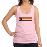 Bear Pride Flag Racerback Tank Top