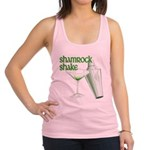 Shamrock Shake Racerback Tank Top