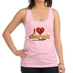 I Heart Derek Hough Racerback Tank Top