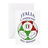 Unique World cup 2006 Greeting Cards (Pk of 10)