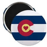 "I Love Colorado 2.25"" Magnet (10 pack)"