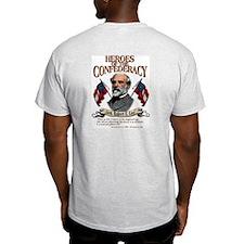 Robert E. Lee Ash Grey T-Shirt