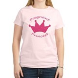 Pregnant Princess PINK T-Shirt