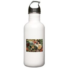 Vintage Mexico Water Bottle