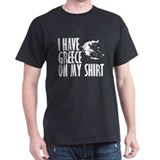 greece on my shirt T-Shirt