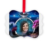 Taylor Fleming Picture Ornament