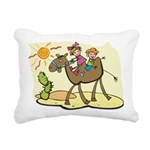 Cute Camel Rectangular Canvas Pillow