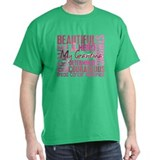 Tribute Square Breast Cancer T-Shirt