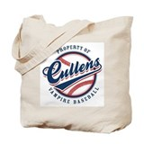 Cullens Baseball Tote Bag