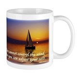 'Adjust Your Sails' Coffee Mug