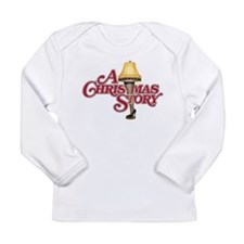 A Christmas Story Long Sleeve Infant T-Shirt