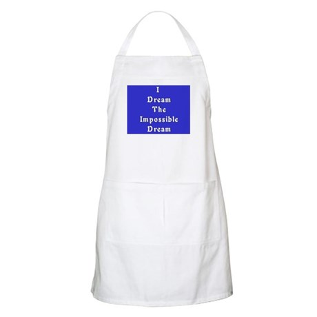 Impossible Dream BBQ Apron