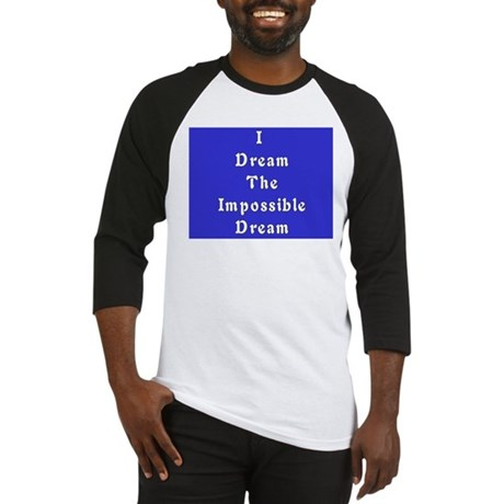 Impossible Dream Baseball Jersey