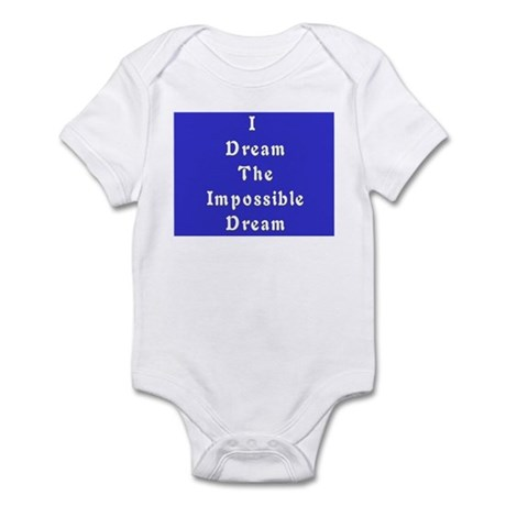 Impossible Dream Infant Creeper