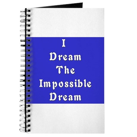 Impossible Dream Journal